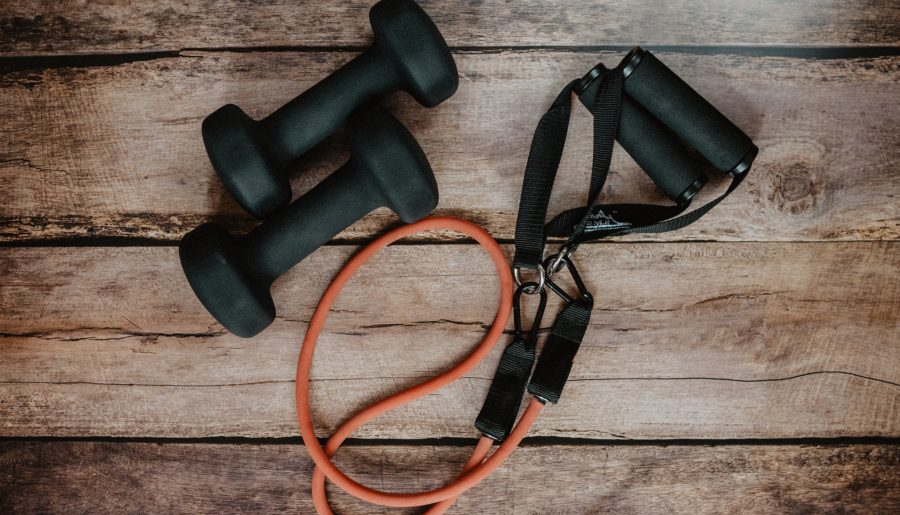 Great Ways To Warm Up Your Home Workout Space